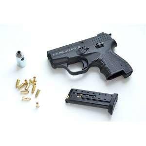 Сигнальный пистолет Stalker калибр 5.6/16 вороненый (черный)